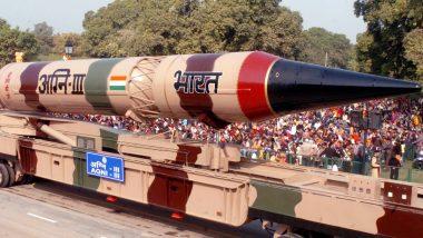 अग्नि-2 बैलिस्टिक मिसाइल का रात में किया गया सफल परीक्षण, जद में होंगे 2 हजार किलोमीटर तक बैठे दुश्मन