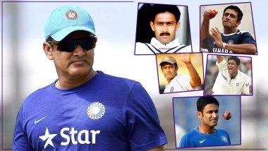 पूर्व भारतीय कप्तान अनिल कुंबले ने आज ही के दिन रचा था इतिहास, लिए थे 'परफेक्ट 10' विकेट, देखें वीडियो