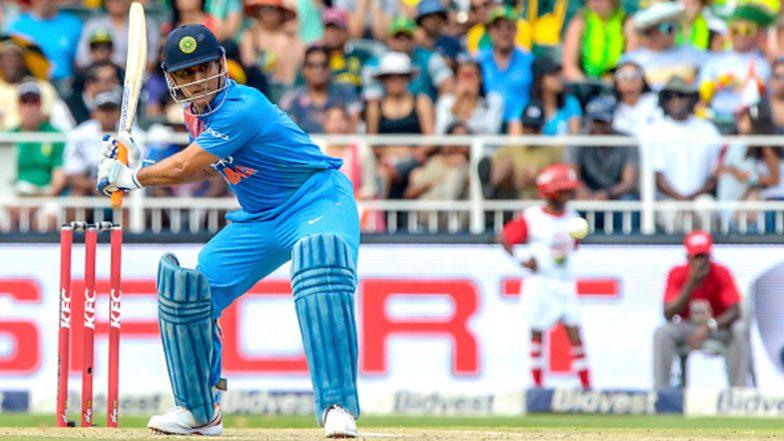 India vs Australia: ऑस्ट्रेलियाई तेज गेंदबाज झाए रिचर्डसन ने माना, महेंद्र सिंह धोनी को गलत आउट दिया गया