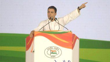 राहुल गांधी के विदेश दौरे को नाकाम करने में जुटी बीजेपी: कांग्रेस