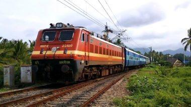 बंगाल में 'जय श्री राम' नहीं बोलने पर मदरसा शिक्षक को चलती ट्रेन से धक्का दिया