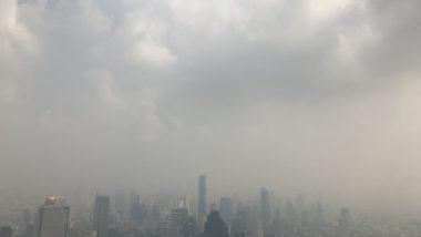 दिल्ली में प्रदूषण से निपटने के लिए 'केंद्रीय प्रदूषण नियंत्रण बोर्ड' कृत्रिम वर्षा कराने के मूड में