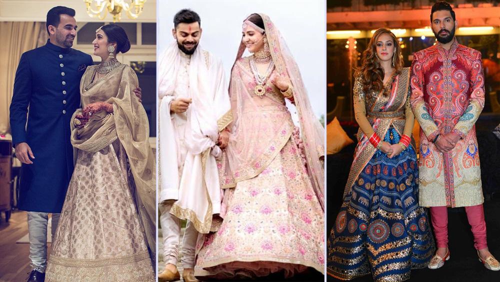 बॉलीवुड की वो अभिनेत्रियां जिन्होंने क्रिकेटर्स से की शादी