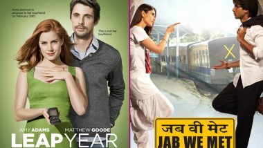 क्या आप जानते हैं कि ये पांच हॉलीवुड फिल्में हैं बॉलीवुड मूवीज से इंस्पायर्ड ?