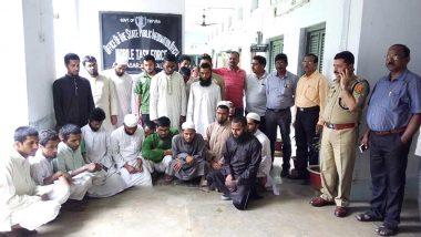 त्रिपुरा में फर्जी आधार कार्ड के साथ 24 संदिग्ध बांग्लादेशी गिरफ्तार, NIA करेगी पूछताछ