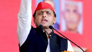 General Election 2019: SP प्रमुख अखिलेश यादव आजमगढ़ से लड़ेंगे चुनाव, आजम खान रामपुर से मैदान में