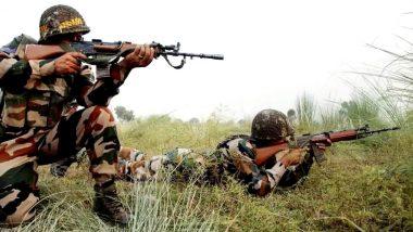 जम्मू-कश्मीर: पुलवामा में सुरक्षाबलों और आतंकियों के बीच मुठभेड़, 4 आतंकी ढेर, गोला-बारूद बरामद