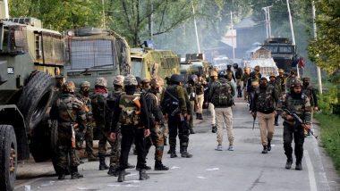 जम्मू एवं कश्मीर में घुसपैठ की कोशिश कर रहे 6 आतंकी ढेर, सर्च ऑपरेशन जारी