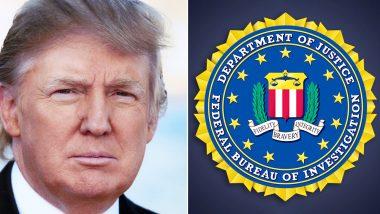 अमेरिका के राष्ट्रपति डोनाल्ड ट्रम्प ने FBI द्वारा प्रचार अभियान में कथित जासूसी के मामले में जांच की मांग की
