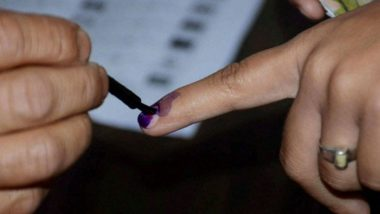 अलीगढ़ मुस्लिम यूनिवर्सिटी के छात्र संघ चुनाव के लिए मतदान जारी