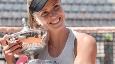 टेनिस: स्वीतोलीना ने सिमोन हालेप को हरा कर इटली ओपन अपने नाम किया