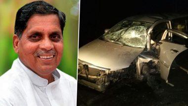 कर्नाटक: कांग्रेस विधायक सिद्धू न्यामगौड़ा का सड़क हादसे में निधन