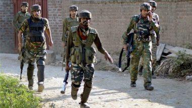 बड़ी खबर: जम्मू-कश्मीर के सोपोर में 2-3 आतंकियों को सुरक्षाबलों ने घेरा, मुठभेड़ जारी