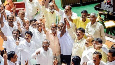 कर्नाटक: कांग्रेस चाहती है 2 डिप्टी सीएम, जेडीएस तैयार नहीं