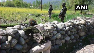 जम्मू-कश्मीर: गश्त के दौरान बारूदी सुरंगों में धमाका, 2 जवान घायल