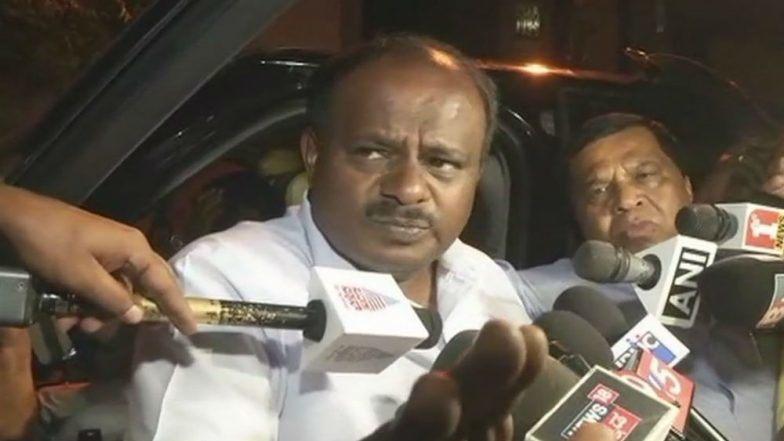 कर्नाटक उपचुनाव से पहले पूर्व मुख्यमंत्री कुमारस्वामी ने दिया चौकाने वाला बयान, कहा- बीजेपी को दे सकते हैं समर्थन