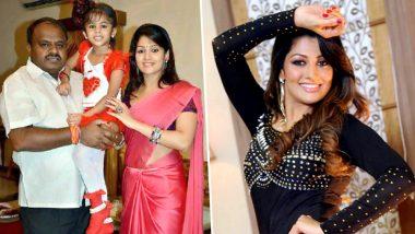 27 साल छोटी हैं कुमारस्वामी की पत्नी राधिका, इस वजह से हो रहीं हैं गूगल पर ट्रेंड?