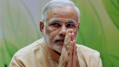 पेयजल की कमी पर प्रधानमंत्री मोदी ने मांगी माफी