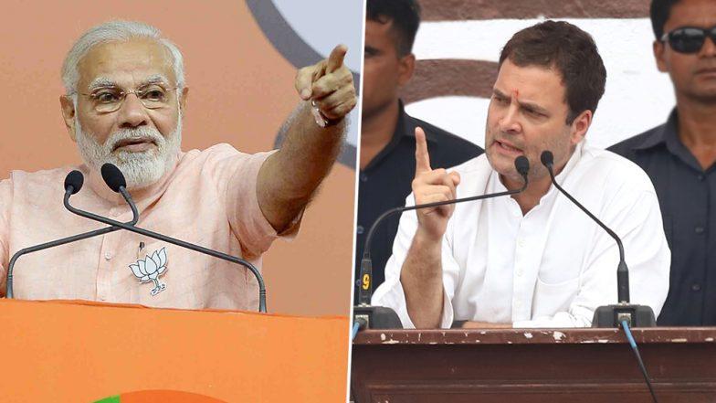 PM नरेंद्र मोदी ने कहा- कांग्रेस सरकार ने देश के आर्थिक प्रबंधन और रक्षा क्षेत्र को भारी नुकसान पहुंचाया
