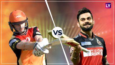 RCB vs SRH IPL 2018 live streaming: यहां देखें रॉयल चैलेंजर्स बैंगलोर बनाम सनराइजर्स हैदराबाद मुकाबले का टेलीकास्ट