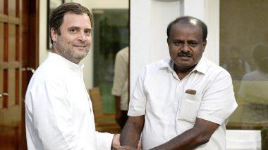 कर्नाटक कैबिनेट विस्तार के बाद नाराज कांग्रेसी विधायक थाम सकते हैं बीजेपी का दामन