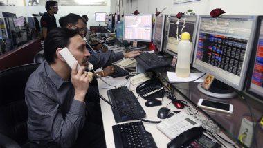 शुरुआती कारोबार में आई गिरावट, 260 अंको से टूटा सेंसेक्स, निफ्टी 11000 से नीचे फिसला