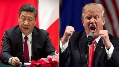दक्षिण चीन सागर पर ड्रैगन की दादागिरी से भड़के ट्रंप, कड़ी कार्रवाई की दी चेतावनी