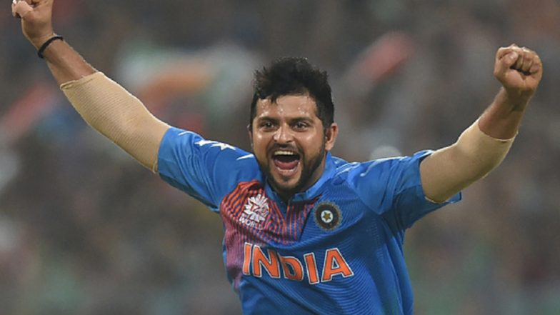 आईपीएल में 5000 रन बनाने वाले पहले बल्लेबाज बने सुरेश रैना