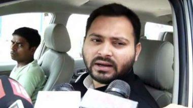 तेजस्वी यादव का केंद्र सरकार पर बड़ा हमला, कहा 4 साल मोदी सरकार, ना रोटी ना रोजगार