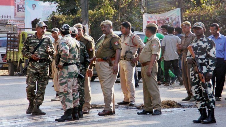 यूपी पुलिस ने एनकाउंटर में ढेर किए 3 इनामी खूंखार डकैत, 2 पुलिसकर्मी जख्मी