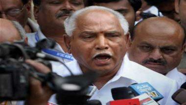 फ्लोर टेस्ट से पहले CM येदियुरप्पा ने दिया इस्तीफा, कहा- जल्द 150 सीट जीतकर बनूंगा मुख्यमंत्री