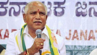 राष्ट्रगान से पहले ही सदन से बाहर निकले येदियुरप्पा और BJP के विधायक, राहुल गांधी ने साधा निशाना