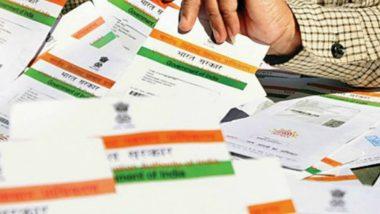 मोबाइल सिम खरीदने के लिए जरूरी नहीं आधार, सरकार ने दिया निर्देश