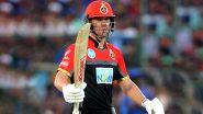 RCB vs SRH, IPL 2020: देवदूत और डिविलियर्स का शानदार अर्धशतक, बेंगलोर ने हैदराबाद को दिया 164 रनों का लक्ष्य