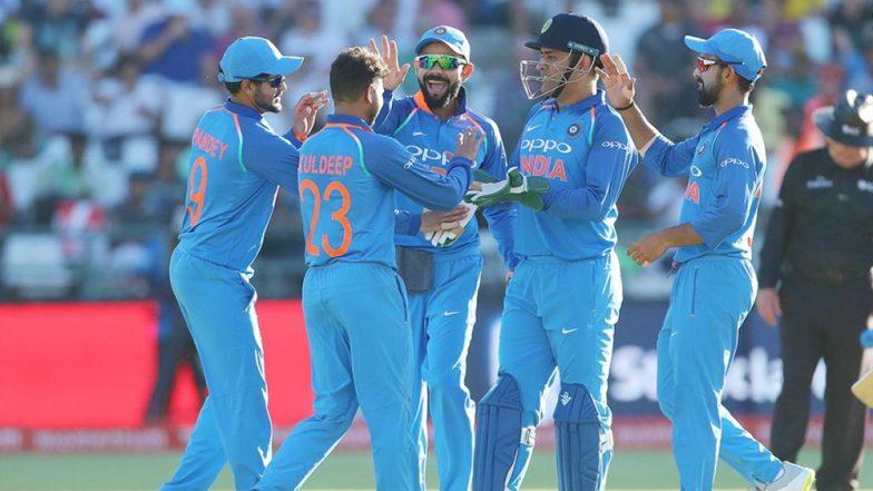India vs Australia 2019: टीम इंडिया की जीत के बाद वीरेंद्र सहवाग ने किया शानदार ट्वीट, हरभजन ने की धोनी की तारीफ, पढ़े ट्विटर रिएक्शन