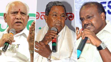 Karnataka Assembly Elections 2018 Exit poll results: Todays Chanakya के सर्वे में BJP सबसे बड़ी पार्टी