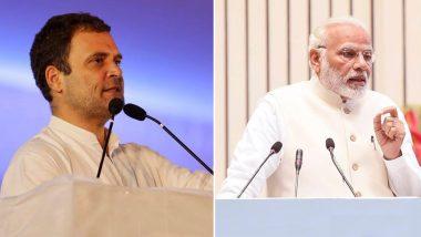 Congress Attacks BJP Govt: कांग्रेस का केंद्र पर निशाना, कहा-मोदी सरकार विपक्ष के विरोध को  देशद्रोही ठहराते-ठहराते स्वयं संविधान विरोधी हो रही है