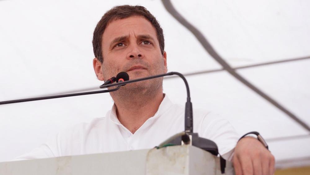 'भारत बचाओ' रैली में बोले राहुल गांधी- मेरा नाम राहुल सावरकर नहीं, मैं मर जाऊंगा लेकिन माफी नहीं मांगूंगा