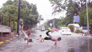 मौसम विभाग ने जाहिर की संभावना, दिल्ली में जल्द हो सकती है बारिश, लोगों को गर्मी से मिलेगी निजात