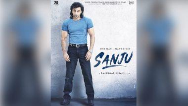 बड़े पर्दे पर रिलीज होते ही रणबीर कपूर की फिल्म 'संजू' का HD वर्जन इस साइट पर हुआ लीक