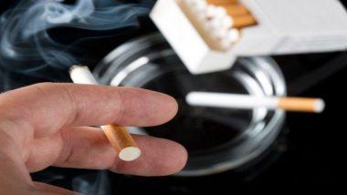 पटना: प्लेन के टॉयलेट में सिगरेट पीते हुए पकड़ा गया शख्स, सिक्योरिटी को चकमा देकर हवाई जहाज में ले गया माचिस