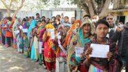 उत्तर प्रदेश, छत्तीसगढ़, त्रिपुरा और केरल की एक-एक सीटों पर उपचुनाव जारी, हिंसाग्रस्त इलाकों में भारी संख्या में पुलिस बल तैनात