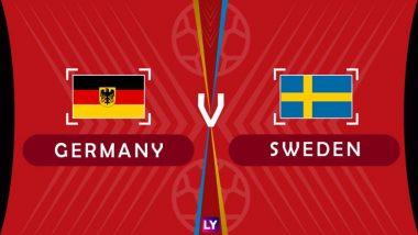 FIFA World Cup 2018: जर्मनी ने 2-1 से स्वीडन को दी मात