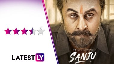 Sanju Review : दिल जीत लेगी संजू बाबा की कहानी, रणबीर कपूर का अभिनय काबिले तारीफ