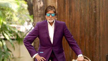 'ठग्स ऑफ हिंदोस्तान' के फ्लॉप होने के बाद अमिताभ बच्चन को मिला नागराज मंजुले का साथ, शुरू की 'झुंड' की शूटिंग