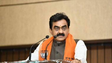 बीजेपी प्रदेश अध्यक्ष राकेश सिंह का सीएम कमलनाथ पर हमला, कहा- सरकार तबादलों से ध्यान हटाकर कानून की चिंता करे