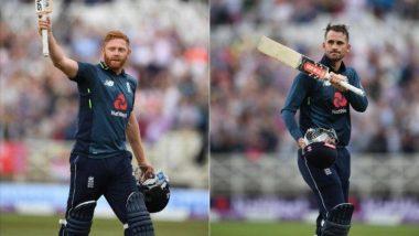 ऑस्ट्रेलिया के गेंदबाजों पर टूट पड़े इंग्लिश बल्लेबाज, 50 ओवरों में बनाए 481 रन, यहां देखें Highlights