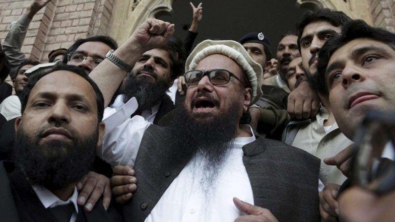 आतंकी हाफिज सईद का साला मक्की गिरफ्तार, मुंबई हमले में है मोस्ट वांटेड
