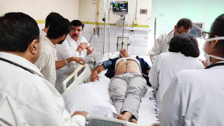 आप का धरना: सत्येंद्र जैन के बाद मनीष सिसोदिया की तबीयत बिगड़ी, अस्पताल में भर्ती