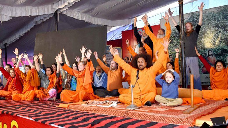 अंतरराष्ट्रीय योग दिवस पर सेटेलाइट से खिंचेंगी तस्वीरें, इसरो से ली जाएगी मदद